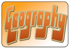 Geography Display Poster