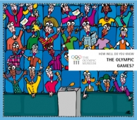 How well do you know the Olympic Games?