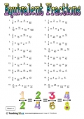 Equivalent Fractions 11