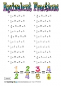 Equivalent Fractions 5