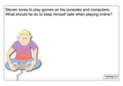 Online Gaming Activity