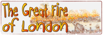 Image result for the great fire of london banner