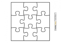 picture regarding Make Your Own Jigsaw Puzzle Printable identified as Monkey Puzzle Schooling Strategies