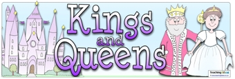 Kings and Queens Banner