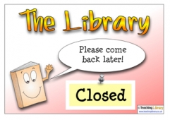 Library Ideas And Resources Teaching Ideas