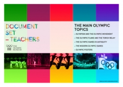 The Olympic Games - Information Kit