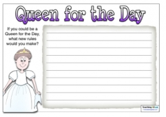 Queen for the Day