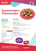 Red Nose Day Recipe 1