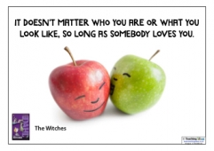 It doesn't matter who you are...
