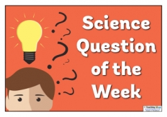 Science 'Question of the Week' Poster 3