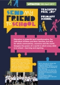 Send my Friend to School - Primary Resources