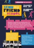 Send my Friend to School - Secondary Resources