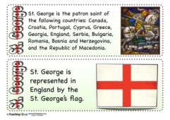 Saint George - Did you know...? Cards