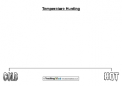 Temperature Hunting