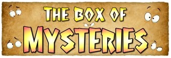 The Box of Mysteries - Banner