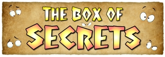 The Box of Secrets Banner