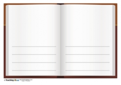 Transition Book - Half Lined
