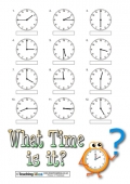What Time is it? - 1