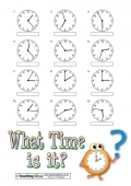 What Time is it? - 10