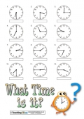 What Time is it? - 2