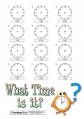 What Time is it? - 3