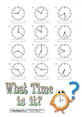 What Time is it? - 5