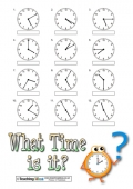 What Time is it? - 6
