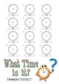 What Time is it? - 8