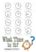 What Time is it? - 9