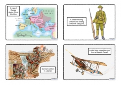 World War One Image Pack - Four Per Page