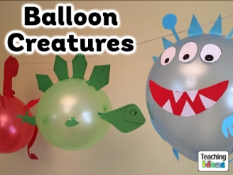 Balloon Creatures