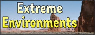 Extreme Environments Banner