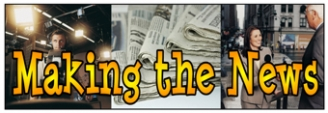 Making the News Banner