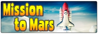 Mission to Mars Banner