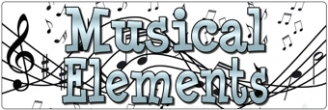 Musical Elements Banner