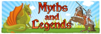 Myths and Legends Banners