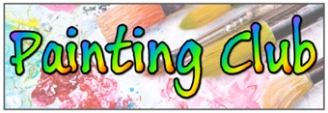 Painting Club Banner