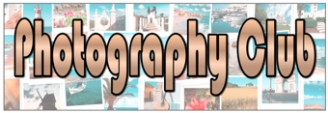 Photography Club Banner