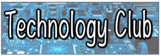 Technology Club Banner