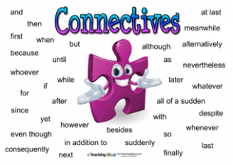 Connectives Posters