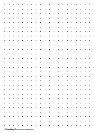 Dotty Paper Templates