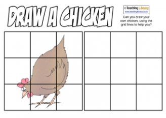 Draw a Chicken