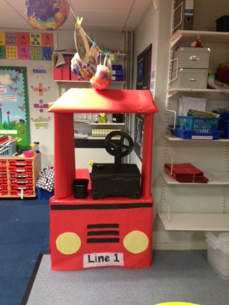 Role Play Bus