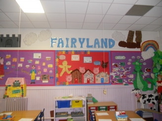 Fairyland Display