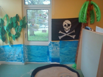 Pirates Role Play Area