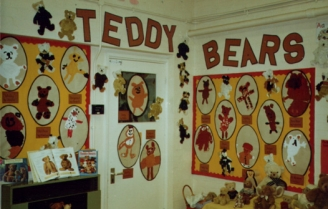 Teddy Bears Display