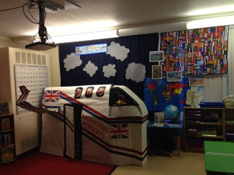 Travel Role Play Area