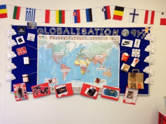 Globalisation Display