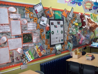 Scrapheap Challenge Display