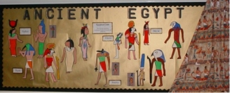 Ancient Egypt Display